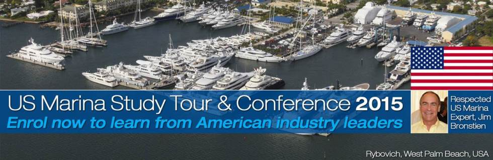 US Marina Study Tour & Conference 2015